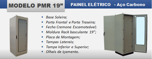 Painel - PMR 19''